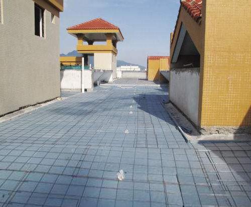 重庆挤塑板建筑外墙保温案例