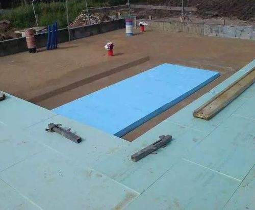 重庆挤塑板建筑屋面保温案例